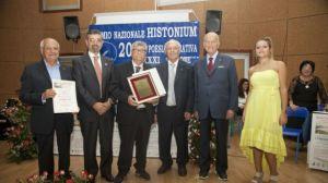 """Il Rotary Club di Vasto al Premio nazionale Histonium per """"Servire gli altri al di sopra di ogni interesse"""""""