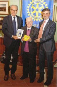 """Al presidente dell'Associazione Vastese della Stampa Giuseppe Catania il premio Rotary """"Arti e Mestieri 2016"""""""
