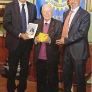 """Al presidente dell'Associazione Vastese della Stampa Giuseppe Catania il premio Rotary """"Arti e Mestieri 2016″"""