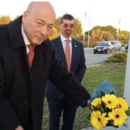 La visita di Paolo Raschiatore, governatore del Distretto 2090